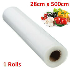 28cm X500 sous vide sacs film rouleau scellage alimentaire sous vide rouleaux_FR