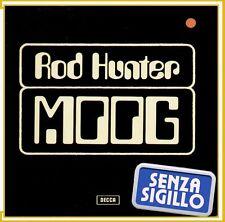 "ROD HUNTER "" MOOG "" LP NUOVO 1973 DECCA ITALY  RARO"