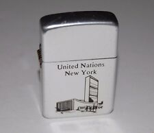 Vintage Storm King Lighter - UNITED NATIONS - New York - UN