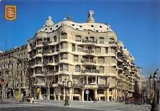 Spain Barcelona La Pedrera Casa Mila Gaudi Maison House Auto Cars