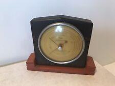 Vintage Bakelite Desk Top Taylor Baroguide Barometer