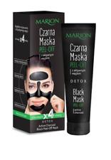 Marion desintoxicación Máscara Negra ello las Puntos negros Removedor Para Rostro carbón activo