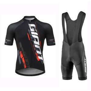 Mens cycling jersey and bib shorts cycling jerseys cycling shorts bicycle suit