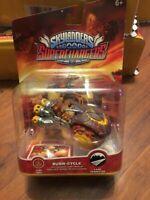 SKYLANDERS SUPER CHARGERS - BURN-CYCLE