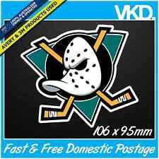 The Mighty Ducks Sticker/ Decal - NHL Hockey Vinyl JDM Drift USDM Retro Car 4x4