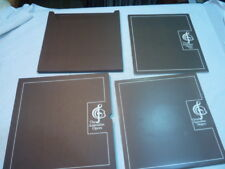 THE AUSTRALIAN OPERA 1973 - WITH BOOKLET AND PRINTS - Box set with one LP