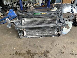 BMW Mini R56 Cooper S Radiator Slam Front Panel Rad Pack Inner Bumper Slam