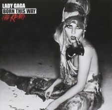 Born This Way: The Remix [11/21] by Lady Gaga CD 2011 NEW