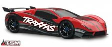 Traxxas XO-1 RC Supercar car 1:7 RTR TQi Link with TSM 160+kmh Brushless motor