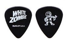 Rob Zombie White Zombie Jay Yuenger Spaceman Black Guitar Pick - 1995 Tour