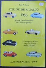 Wiking   Katalog 1986 - 320 Seiten! !