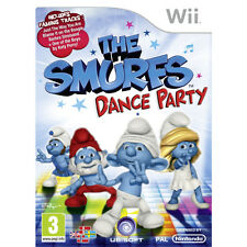 I Puffi Dance Party per PAL WII (NUOVO E SIGILLATO)
