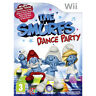 The Smurfs Dance Party For PAL Wii (New & Sealed)