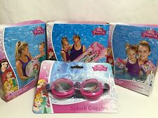 Disney Princess Pool Toys Beach Inflatables Mat Ball Arm Bands Swim Goggles Raft
