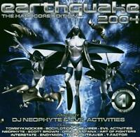 EARTHQUAKE 2004 = Viper/Neophyte/Endymion/santana/Brown...=2CD= HARDCORE GABBER