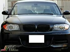 BMW Gloss Black Front Kidney Grille For E82 E88 128i 135i Coupe/Covertible 08-11