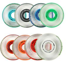 Labeda Slime Roller Hockey Wheels X-Soft (76A) 8-Pack