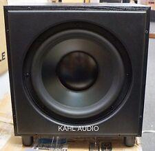 Revel Concerta B120 active subwoofer. 250W amp! $1,000 MSRP.