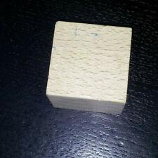 Spielwürfel Buche Blanko 29mm 1.pro Kauf  NEU Würfel Holzwürfel Knobelwürfel