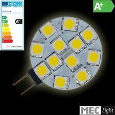 G4 LED Stiftsockel - 12x 3-Chip-SMD - 180Lm - warm-weiß