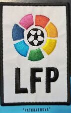 Patch Espagne La liga brodé maillot foot Real Madrid, Barcelone 02/03 a 15/16