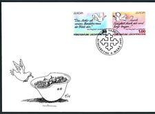 LIECHTENSTEIN - 1995 - Europa. Pace e Libertà