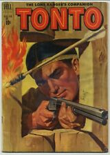The Lone Ranger's Companion Tonto 3 Early Issue
