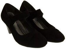 Block Textured Formal Heels for Women