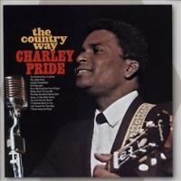 CHARLEY PRIDE - THE COUNTRY WAY/MAKE MINE COUNTRY NEW CD