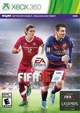FIFA 16 XBOX 360 - Standard Edition (Microsoft Xbox 360) - NEW - FREE SHIPPING ™