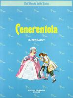 Cenerentola - Charles Perrault -Edizioni Primavera 1991- Libro nuovo in offerta!