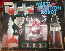 Danguard Multi Position Robot Tarocco Knok OFF KO Fake ST vintage SPESE GRATIS