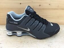 Nike Shox NZ EU Nero, argento, antracite 501524-024 UK 7 EU 41 USA 8 AIR MAX
