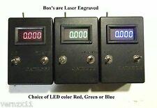 Dual Tube Amp Bias Probe Tester EL34, KT88 ,6L6 ,6V6 , KT66 Stand alone unit