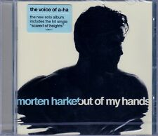 MORTEN HARKET : OUT OF MY HANDS / CD - NEU