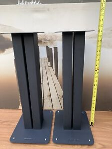 """B&W Bowers and Wilkins Speaker Stands - 24"""""""