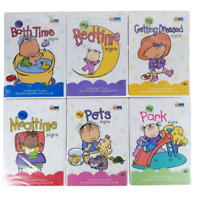 My Baby Signs ASL DVD Set LOT of 6 Lesson Baby  Sign Language Program SEALED!