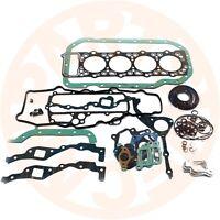 NEW MITSUBISHI 4M40 ENGINE GASKET KIT EXCAVATOR CAT 307B SUMITOMO SH60 SH60-2