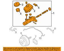Infiniti NISSAN OEM 06-10 M35-Brake Master Cylinder 46010AC725