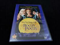 HOCUS POCUS DISNEY DVD Video