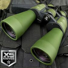 Day/Night 10x-120x90 HUGE MILITARY Power Zoom Hunting BINOCULARS w/Pouch Fishing
