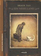 Ein neues Land (Shaun Tan) - deutsch - Carlsen - NEUWARE