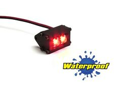 Gear Head RC 1/10 Scale Trail Pod LED Lightbar - Red (1) GEA1206