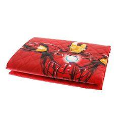 Trapuntino Iron Man Bassetti Copriletto trapuntato Avengers primaverile estivo