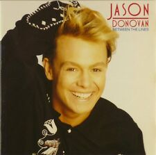 CD - Jason Donovan - Between The Lines - #A3589