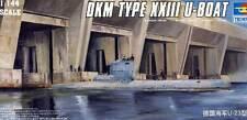 German Type XXIII U-boat Kit 1 144 Trumpeter Tr05907