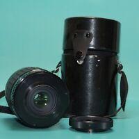 Hanimex Mirror Lens 500mm 1.8 - Pentax PK Mount & M42 - Near Mint! Lomo