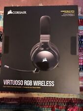 corsair Virtuoso Rgb Wireless Headphones NEW/SEALED