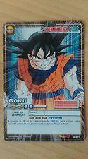 Carte Dragon ball Z Goku D-679