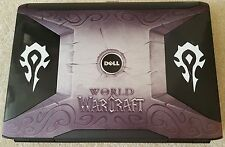 Dell XPS M1730 WORLD OF WARCRAFT EXTREME 2.8GHz 8GB RAM 2GB VIDEO BLU-RAY 1TB HD
